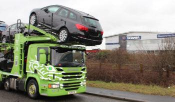 Mercedes Truck test Sat full
