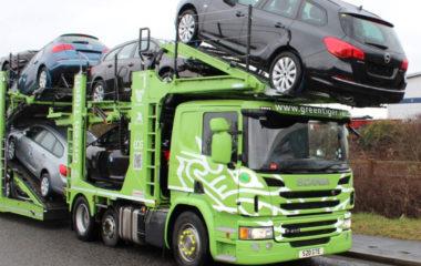 Mercedes Truck test Sat