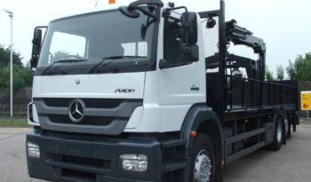 a test truck full