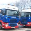 DAF truck test Sat